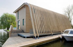 Accoya, an eco-friendly construction material
