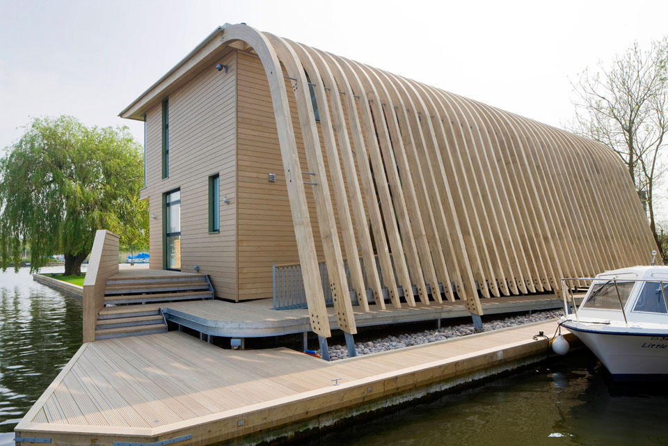 Accoya An Eco Friendly Construction Material